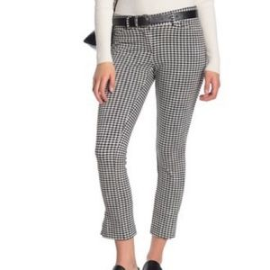 Amanda and Chelsea black and with checkered pants